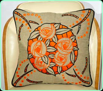 Velvet Cushion Designs